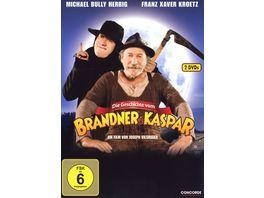 Die Geschichte vom Brandner Kaspar 2 DVDs