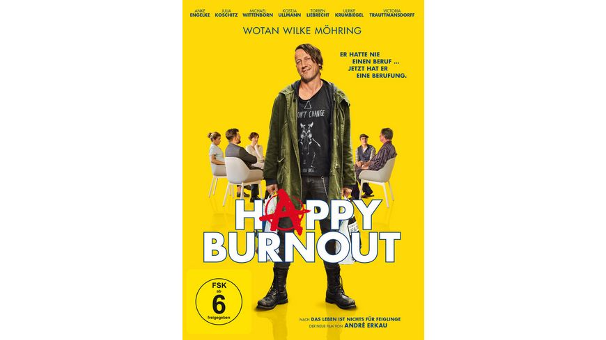 Happy Burn Out