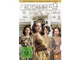 Ku damm 59 2 DVDs