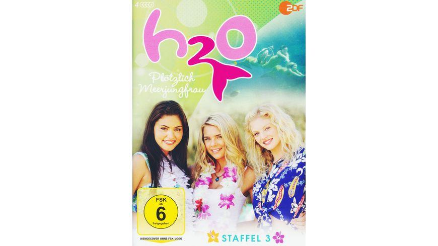 H2O – Plötzlich Meerjungfrau Staffel 3 [4 DVDs]