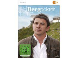 Der Bergdoktor Staffel 1 2 DVDs