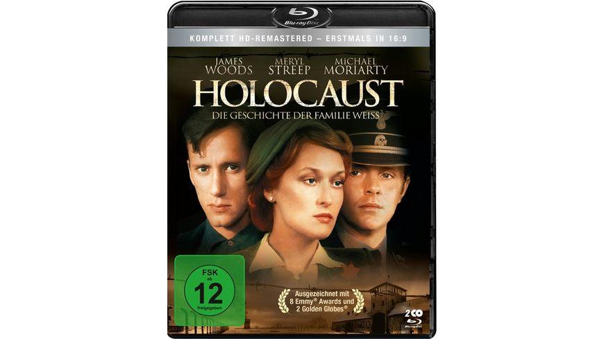 Holocaust Die Geschichte der Familie Weiss Komplett HD Remastered Erstmals in 16 9 2 BRs