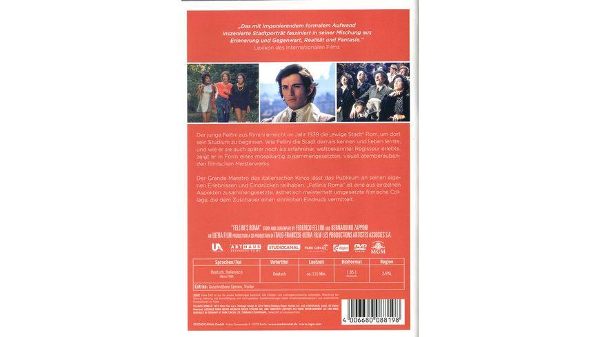 Fellini s Roma Digital Remastered