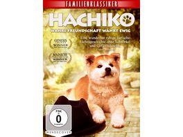 Hachiko Wahre Freundschaft waehrt ewig