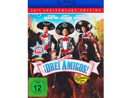 Drei Amigos 30th Anniversary Edition HD Remastered