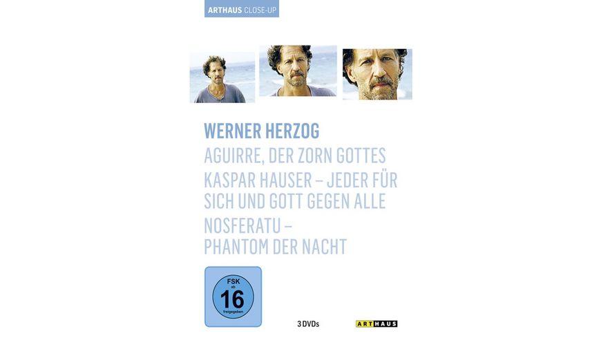 Werner Herzog Box 3 DVDs