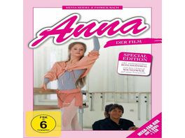 Anna Der Film SE 2 DVDs CD Soundtrack