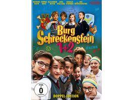 Burg Schreckenstein 1 2 2 DVDs