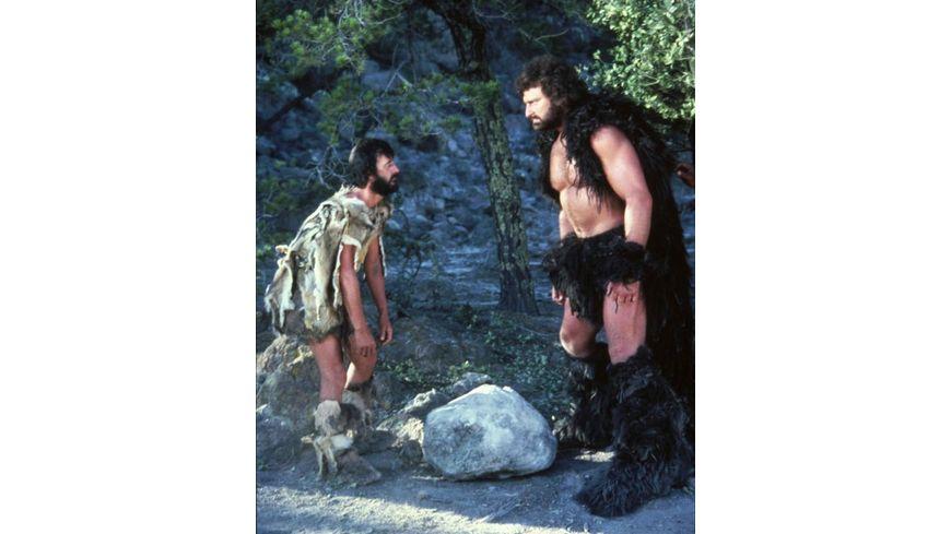 Caveman Der aus der Hoehle kam Limited Mediabook Edition Blu ray DVD plus Booklet HD neu abgetastet