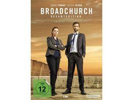 Broadchurch Staffel 1 3 Gesamtedition 9 DVDs