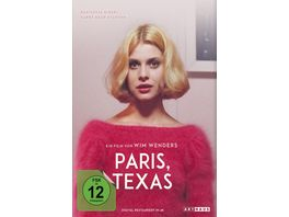 Paris Texas Special Edition Digital Remastered 2 DVDs