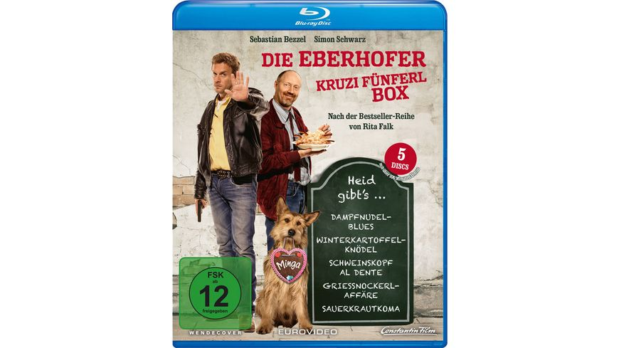 Die Eberhofer Kruzifuenferl Box 5 BRs