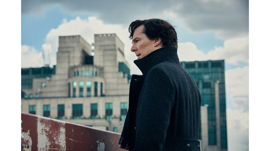 Sherlock Staffel 4 2 DVDs