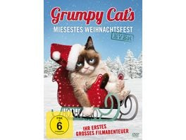 Grumpy Cat s miesestes Weihnachtsfest ever