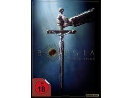 Borgia Gesamtedition Director s Cut 15 DVDs