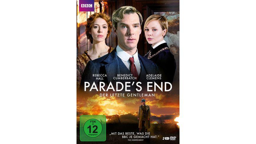 Parade s End Der letzte Gentleman 2 DVDs