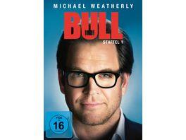 Bull Staffel 1 6 DVDs