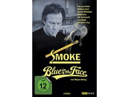 Smoke Blue in the Face