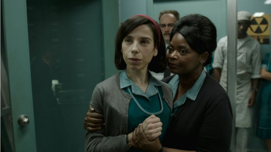 Shape of Water Das Fluestern des Wassers 4K Ultra HD Blu ray