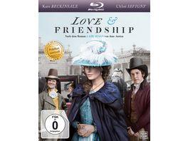Jane Austen s Love Friendship