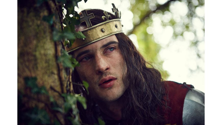 The Hollow Crown Staffel 2 The Wars of the Roses 3 DVDs