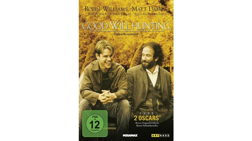 Good Will Hunting - Remastered