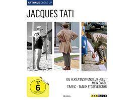 Jacques Tati Arthaus Close Up 3 BRs