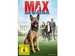 Max Agent auf vier Pfoten