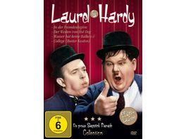 Laurel Hardy Die grosse Slapstick Parade