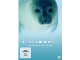 Terra Mare 2 Geheimnisse der Ozeane 3 DVDs