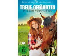 Treue Gefaehrten Die grosse Pferdefilme Box 2 DVDs