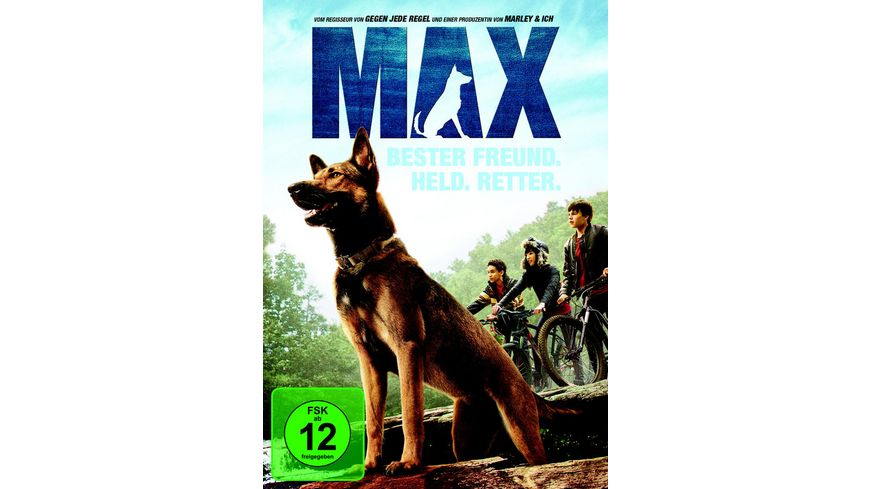 Max Bester Freund Held Retter Besetzung