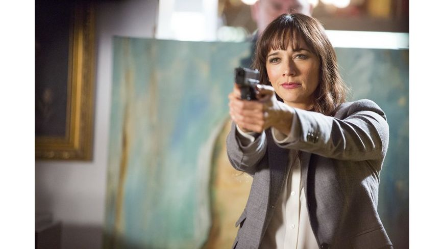 Angie Tribeca Die komplette 1 Staffel 2 DVDs
