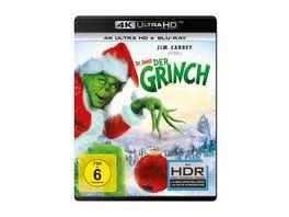 Der Grinch 4K Ultra HD Blu ray 2D