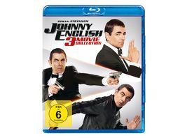 Johnny English 3 Movie Boxset 3 BRs
