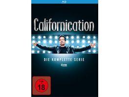 Californication Die komplette Serie Season 1 7 16 BRs