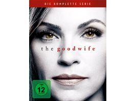 The Good Wife Gesamtbox 42 DVDs