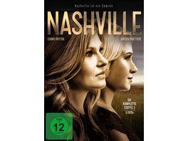 Nashville Die komplette Staffel 3 5 DVDs