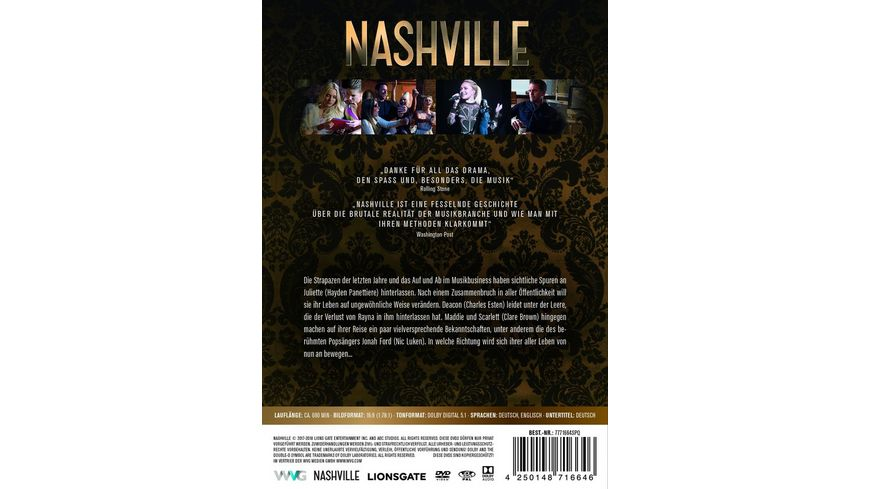 Nashville Staffel 4