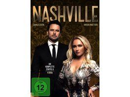 Nashville Die komplette Staffel 6 4 DVDs