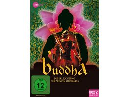Buddha Die Erleuchtung des Prinzen Siddharta Box 2 Folge 12 22 3 DVDs