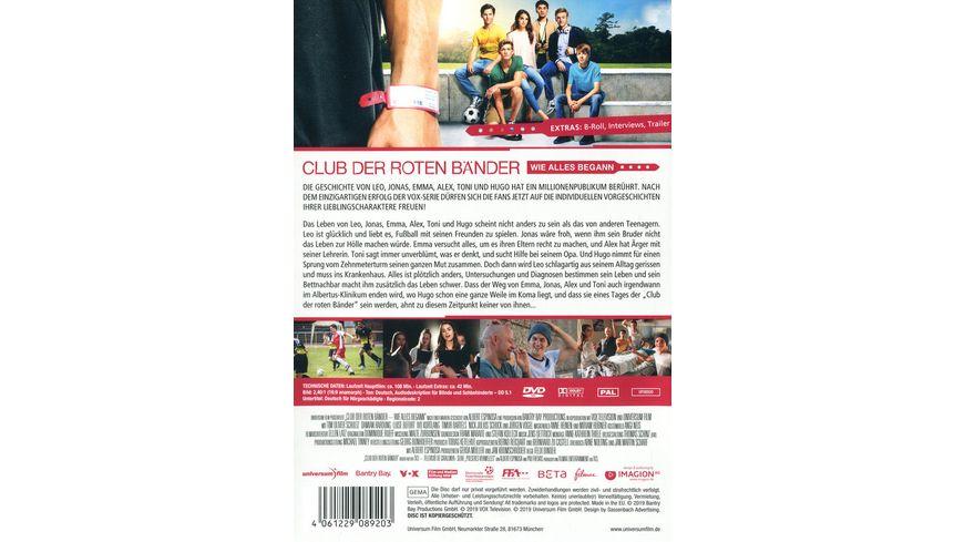 Club der roten Baender Wie alles begann