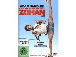 Leg dich nicht mit Zohan an Kinofassung