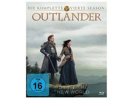 Outlander Die komplette vierte Season 5 BRs