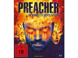 Preacher Die komplette vierte Season 3 BRs