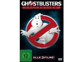 Ghostbusters 1 3 DVD Set