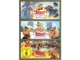 Asterix 3er Box 3 DVDs