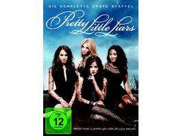Pretty Little Liars Die komplette 1 Staffel 5 DVDs