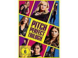 Pitch Perfect Trilogy 3 DVDs