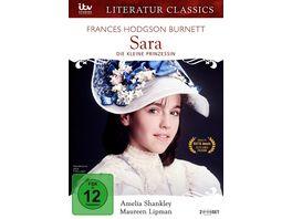 Sara Die kleine Prinzessin Classics 2 DVDs